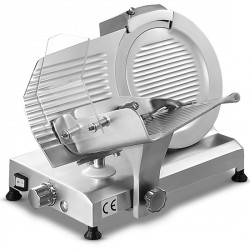 Aufschnittmaschine, Schrägschneidermodell, Messer ø 300mm