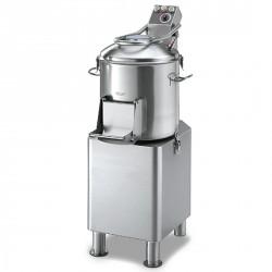 Kartoffelschälmaschine, Kapazität 15 kg / 160kg/h