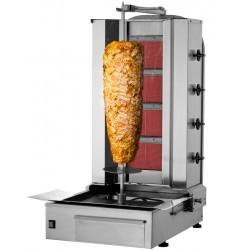 Dönergrill 4 Brenner / maximal 80kg