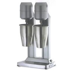 Milchshakemixer mit 2 Lexan-Bechern 0,5 Liter, 1 Geschwindigkeit