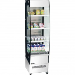 Polar Multideck-Displaykühlschrank 220ltr
