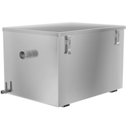 Fettabscheider - 132 Liter