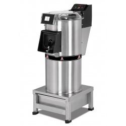 Kartoffelschäler mit Filter - Kapazität: 10 kg