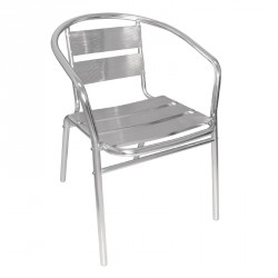 Bolero Barstuhl Aluminium