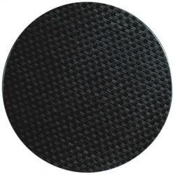 Werzalit Round Table Top White 600mm