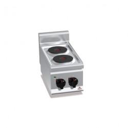 Elektroherd 2xPlatten Rund (4 kW)