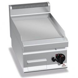 Elektro Bratplatte - Glatt (4 kW)