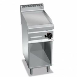 Elektro Bratplatte - Glatt Hardchrome (4,8 kW)