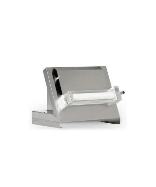 Teigausrollmaschine mit 1 Parallelrollen für Pizzen ø 26-30 cm