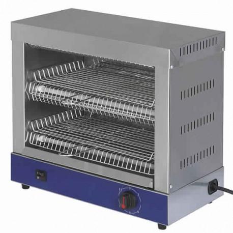 elektro toaster 2 ebenen gastromastro group. Black Bedroom Furniture Sets. Home Design Ideas