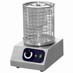 Würstchenwärmer mit Pyrex-Behälter, Kapazität 40 Würstchen