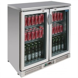 Arrière-bar 180 bouteilles